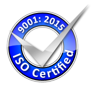 9001:2015 ISO Certified
