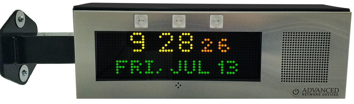 Double-Sided IP Display (IPCDS-RWB)